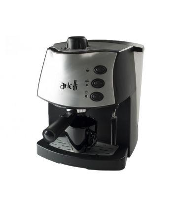 Espressor manual Arielli KM-100BS, Putere 850 W, Capacitate 1.8 l, 15 Bar, Negru