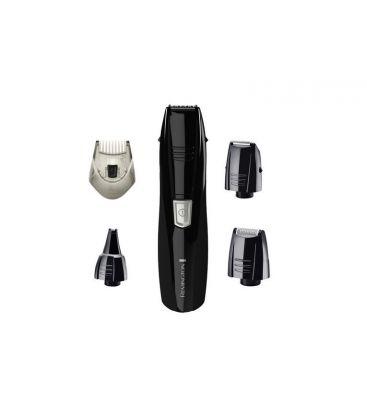 Set de îngrijire personală Remington Pilot PG180, Baterii, Intervale de taiere 0.5 – 5mm, Negru