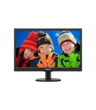 "MONITOR LED PHILIPS 19"" 193V5LSB2"