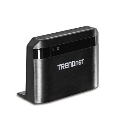 Router Wireless TRENDNET AC750 TEW-810DR, Dual Band, 733Mbps, Negru