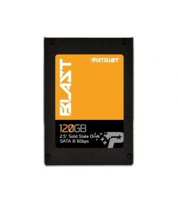 """SSD Patriot Blast, 2.5"""", 120 GB, SATA III PBT120GS25SSDR-PT 120GB"""