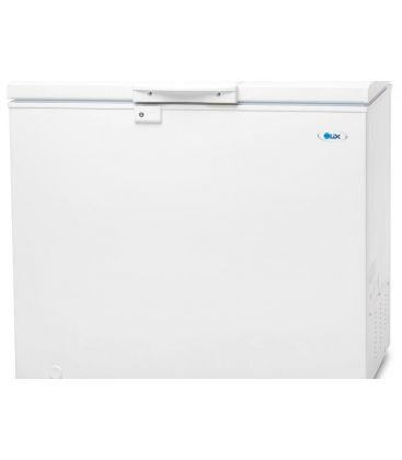 Lada frigorifica LDK BD 260D, Clasa A+, Capacitate 286 L, Display LED, 5 ani garantie, Alb