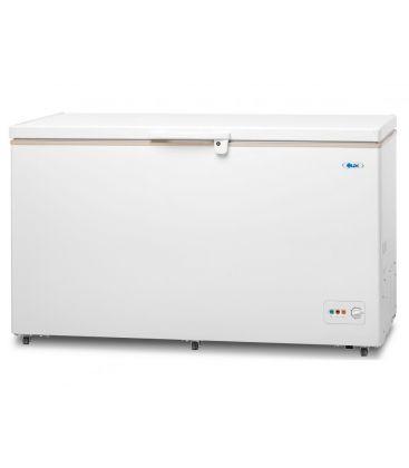 Lada frigorifica LDK BD 450, Clasa A+, Capacitate 473, 3 ani garantie, Alb