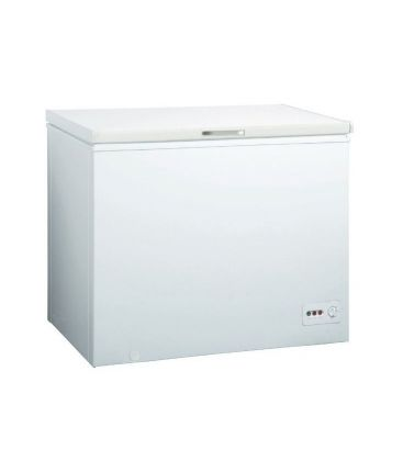 Lada frigorifica Midea HS 384CN, 295 litri, Clasa A, Alb