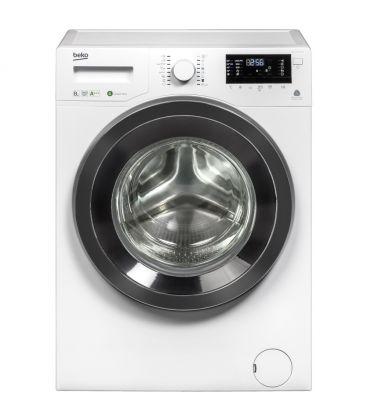 Masina de spalat rufe Beko WMY81483LMB1, 8 kg, 1400 RPM, ProSmart Inverter, Clasa A+++, 60 cm, Alb