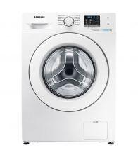 Masina de spalat rufe Samsung Eco Bubble WF8EF5E0W4W/LE, 1400 RPM, 8 kg, Clasa A+++, Alb