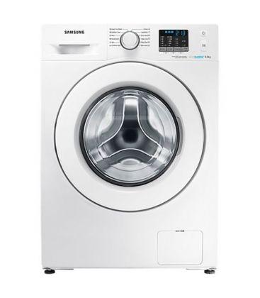 Masina de spalat rufe Samsung WF8EF5E0W4W, Eco Bubble, 1400 RPM, 8 kg, Clasa A+++, 60 cm, Alb