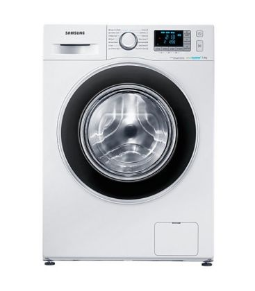 Masina de spalat rufe Eco Bubble Samsung WF70F5EBW2W, 7 kg, 1200 RPM, Clasa A+++, Alb