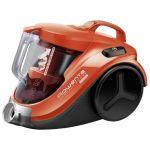 Aspirator fara sac ROWENTA Compact Power 3A RO3724, 1.5 l, 750 W, Filtru de inalta eficienta, 8.8 m, Orange