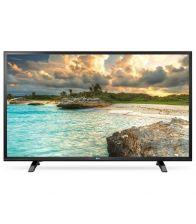 Televizor LED LG 43LH500T, 108 cm, Full HD, Negru
