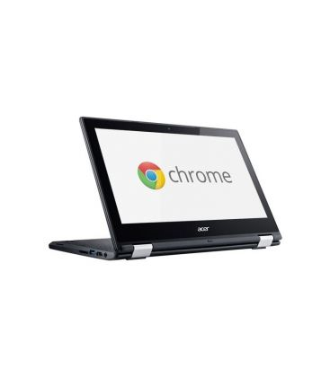 "Laptop ACER CHROMEBOOK R11 C738T, Intel® Celeron® N3050 1.60GHz, 11.6"", Touchscreen, 2GB, 32GB eMMC, Intel® HD Graphics, Black"