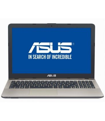 Laptop ASUS X541UJ-DM015, Procesor Intel® Core™ i5-7200U, 4GB DDR4, 1TB, GeForce 920M 2GB, FreeDos, Chocolate Black