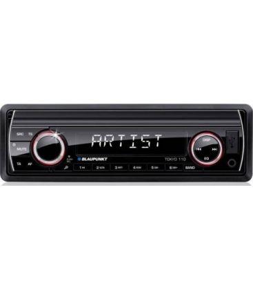 Radio MP3 player auto BLAUPUNKT Tokyo 110, 4x50 W, USB, AUX, SD, Negru