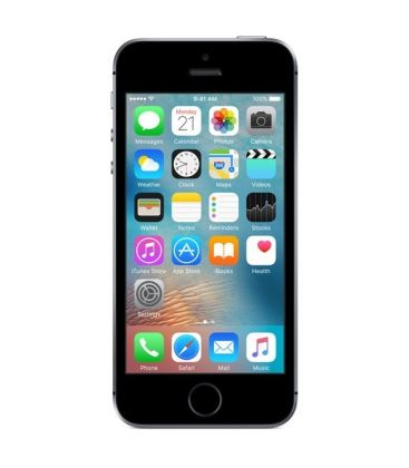 Telefon mobil APPLE iPhone SE, 16GB, 4G, Space Gray