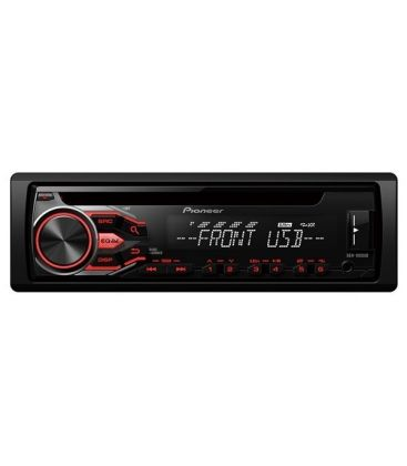 Radio CD auto PIONEER DEH-1800UB, 4x50W, USB, Iluminare rosu-alb