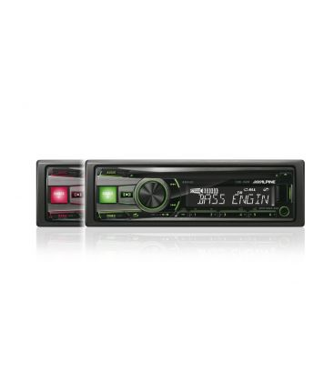 Radio CD auto ALPINE CDE 192R, MP3, USB