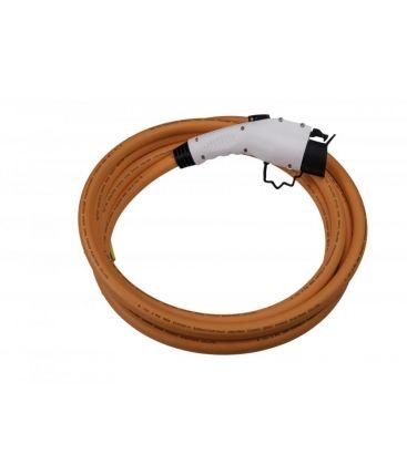 Cablu de incarcare masini electrice cu mufa J1771 (US)  63 amperi