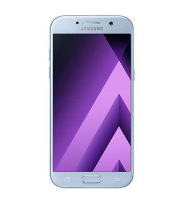Telefon mobil SAMSUNG Galaxy A5 (2017), Octa Core, 32GB, 3GB RAM, Single SIM, 4G, Blue