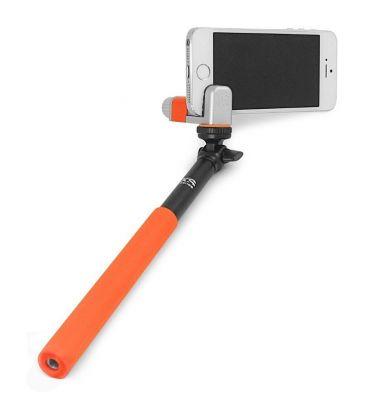 Selfie stick ME-SHOT, Negru/Portocaliu