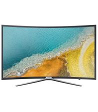Televizor LED Curbat Smart SAMSUNG 49K6372, 123 cm, Full HD, Negru