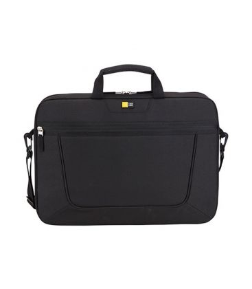 "Geanta laptop CASE LOGIC VNAI215, Attache, 15.6"", Slim, Negru"
