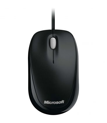 MOUSE MICROSOFT COMPACT 500 BLACK 4HH-00002