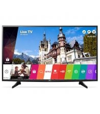 Televizor LED Smart LG 43 UH 6107, webOS 3.0, 108 cm, 4K Ultra HD, Negru