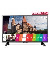 Televizor LED Smart LG 32 LH 590U, webOS 3.0, 80 cm, HD Ready, Argintiu
