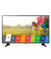 Televizor LED LG Smart TV 32LH570U, 80 cm, HD Ready, Gri