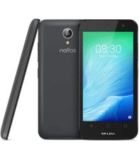 Telefon mobil TP-LINK Neffos Y50, Quad Core, 8GB, 1GB RAM, Dual SIM, 4G, Dark Grey