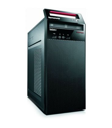 Sistem LENOVO ThinkCentre E73 TWR, Intel® Core™ I7-4790S 3.2GHz, 4GB DDR3, 500GB HDD, GMA HD 4600, Card Reader, Negru