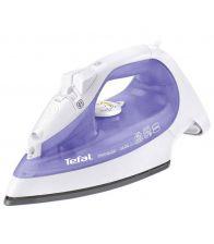 Fier de calcat TEFAL Primagliss FV2545, Talpa Ultragliss, 2000 W, 0.27 l, 90 g/min, Alb/Mov