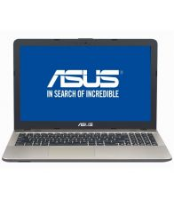 Laptop ASUS 15.6'' X541NA, HD, Intel® Celeron® Dual Core N3350, 4GB, 500GB, GMA HD 500, Endless OS, Chocolate Black