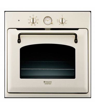 Cuptor incorporabil HOTPOINT-ARISTON FT 850.1 OW, Electric, Grill, Clasa A+, Alb
