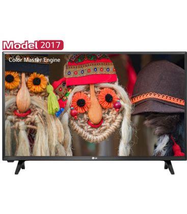 Televizor LED LG 32LJ500U, 80cm, HD Ready, Negru