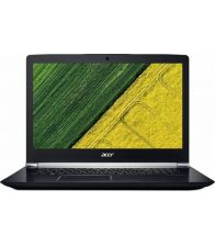 Laptop ACER Aspire Nitro VN7-793G, i7-7700HQ 2.80 GHz, 16GB, 256GB SSD, nVidia GeForce GTX 1050 Ti 4GB, Negru