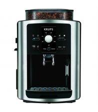 Espressor automat KRUPS EA 8010, 1450W, 15 bar, 1.8 l, Negru/Inox