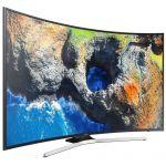 Televizor LED Curbat Smart SAMSUNG 49MU6202, 123 cm, 4K Ultra HD, Negru