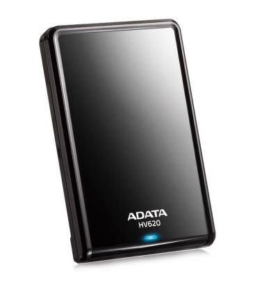 Hard disk extern ADATA Classic HV620, 1TB, 2.5 inch, USB 3.0, Negru