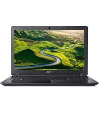 Laptop ACER Aspire A315-51, HD, Procesor Intel® Core™ i3-6006U, 4GB DDR4, 500GB, GMA HD 520, Linux, Negru