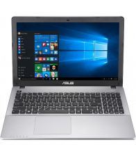 "Laptop ASUS X550VX-GO636D, Intel® Core™ i5-7300HQ, 15.6"", HD, 4GB, 1TB, nVIDIA® GeForce® GTX 950M 2GB, Free DOS, Glossy Gray"