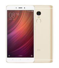 Telefon mobil Xiaomi Redmi Note 4, Octa Core, 32GB, 3GB RAM, Dual SIM, 4G, Gold