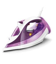 Fier de calcat Philips Azur Performer Plus GC4515,  Talpa SteamGlide Plus, 2400 W, 0.3 l, 180g/min, Alb/Mov