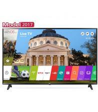 Televizor LED Smart LG 49LJ594V, 123 cm, Full HD, Negru