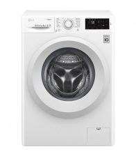 Masina de spalat rufe LG F0J5NY3W, Clasa A+++, Capacitate 6kg, 1000rpm, Alb
