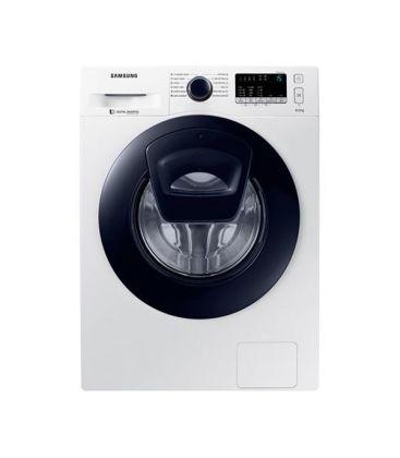 Masina de spalat rufe Samsung Add-Wash WW80K44305W, Clasa A+++, Capacitate 8 kg, 1400 RPM, Alb