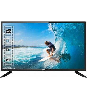 Televizor LED NEI 39NE4000, HD Ready, HDMI, Slot Card CI+, Negru