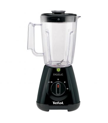 Blender Tefal BlendForce Faciclic Plastic Black BL300838, 400 W, 1.25 l, 2 viteze, Negru