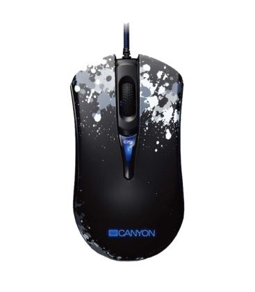MOUSE GAMING CANYON CND-SGM8 NEGRU