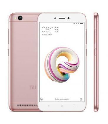 Telefon mobil Xiaomi Redmi Note 5A,Quad Core, 16GB, 2GB RAM, Dual SIM, 4G, Gold